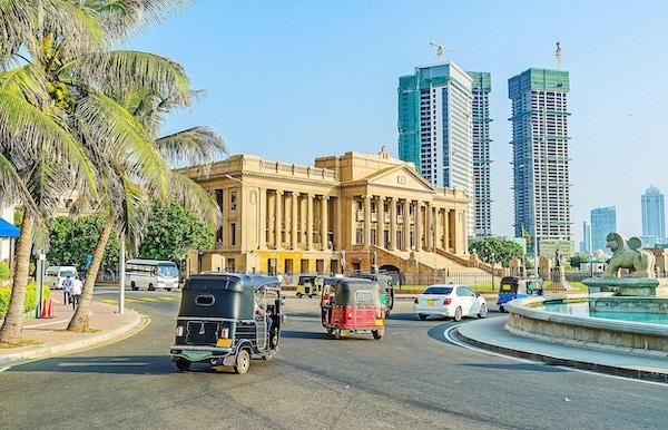 Fra Colombos travle gater