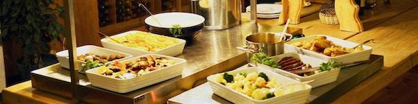 Smakfulle middagsretter på Vatnahalsen Hotell