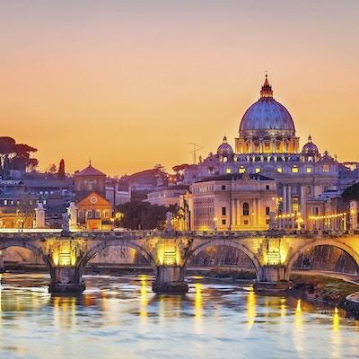 Roma om natten