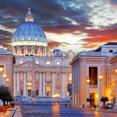 Vatikanet, Roma, Peterskirken