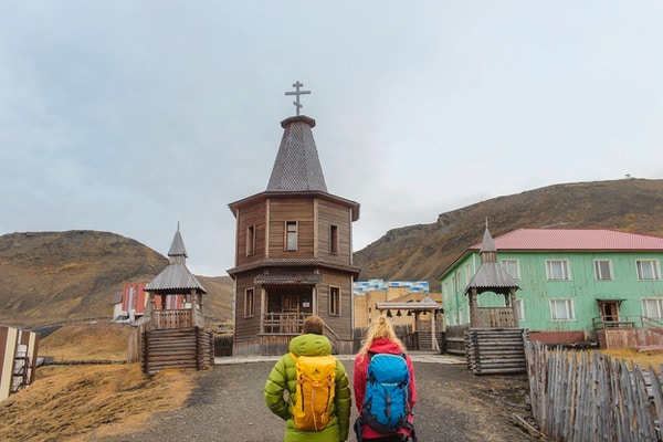 Svalbards særegne arkitektur