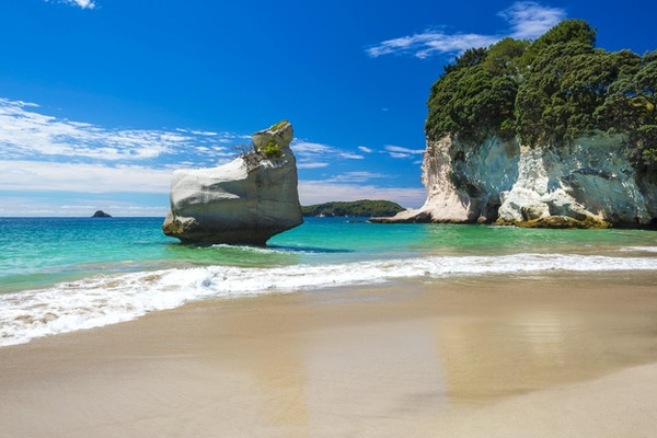 Cathedral Cove / New Zealand