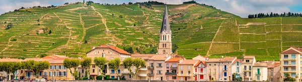 Tain l'Hermitage, Rhône