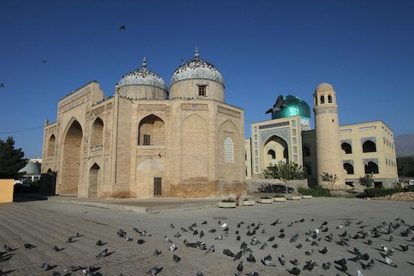 Mausoleum i Khodjent.