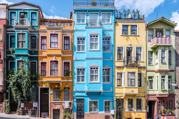 Balat er det tradisjonelle jødiske kvarteret i Fatih-distriktet i Istanbul