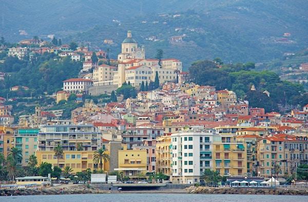 Sanremo i Italia.