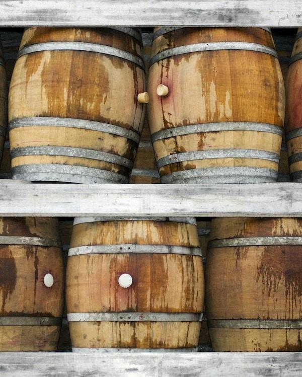 Trefat for vin, i La Rioja (Spania)
