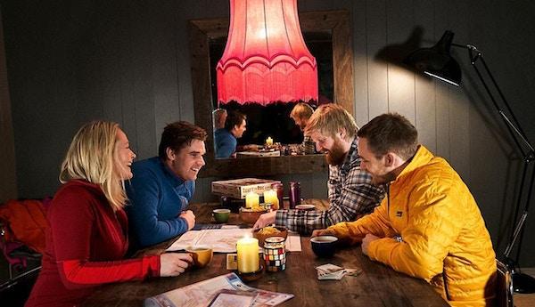 Coal miners cabins svalbard 3