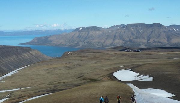 Svalbard vandring 6