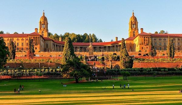 Union Building, Pretoria.