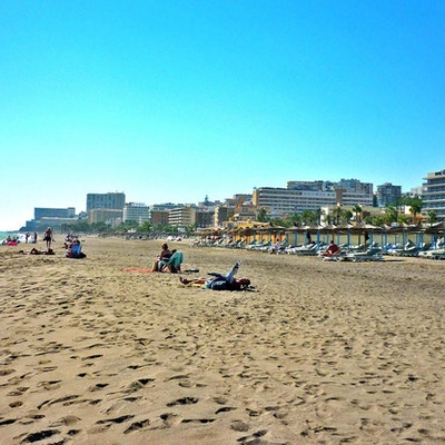 Torremolinos beach 01
