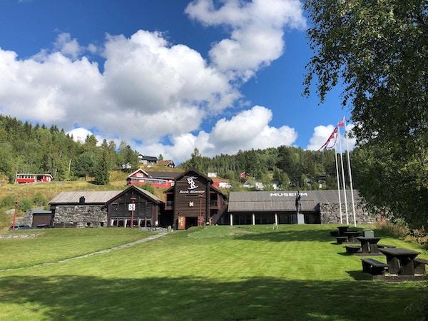 Norsk Skieventyr i Morgedal, skisportens vugge. Museumsbygning