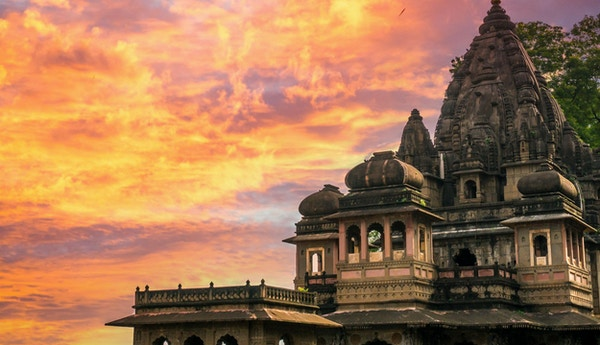 Indias vakre tempelarkitektur