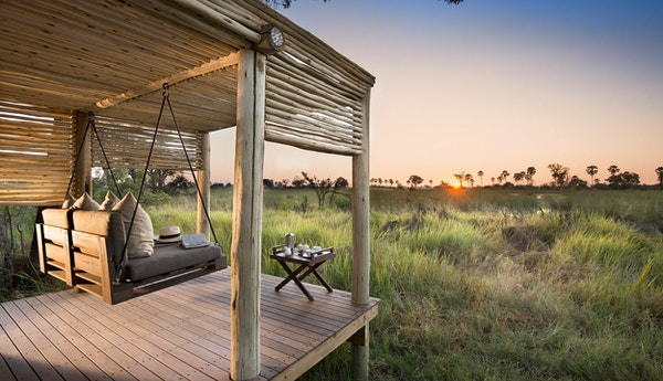 Private sala guest tent andbeyond nxabega
