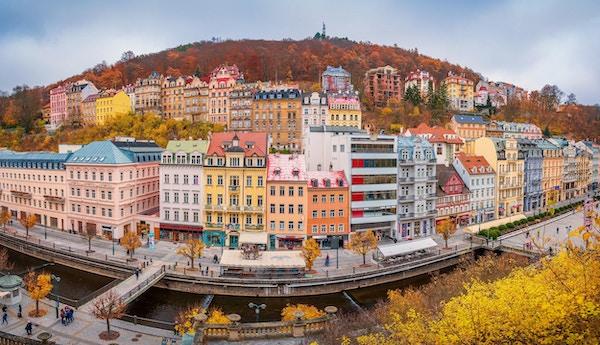 Karlovy Vary, Tsjekkia