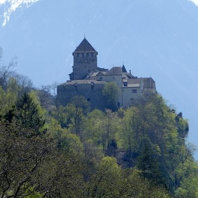 Vaduz slott, Liechtenstein