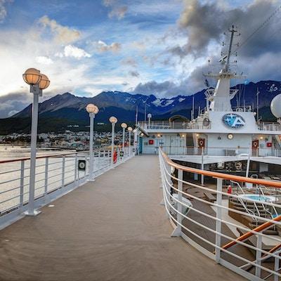 Livet om bord på Azamara Journey - cruiseskip
