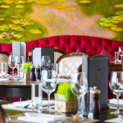 Mekong nav dining room
