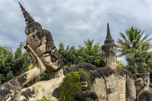 Wat Xieng Khuan, Buddha Park utenfor Vientiane
