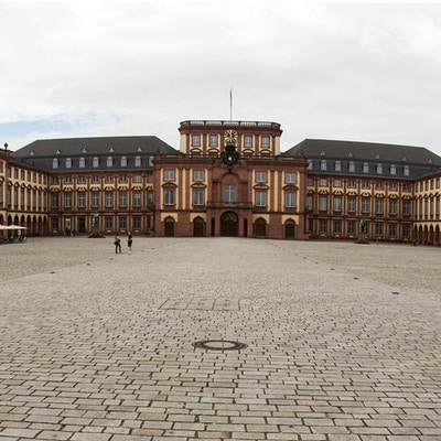 Barokkpalasset i Mannheim