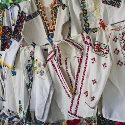 Tradisjonelle ukrainske klær