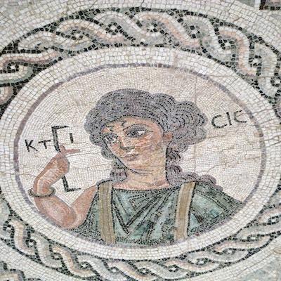 Den romerske mosaikken i Pafos