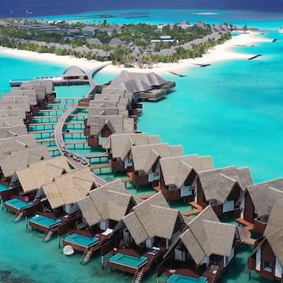 Heritance aarah maldivene villa