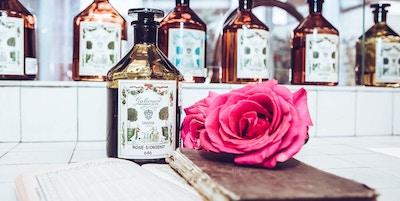 Rose, parfyme