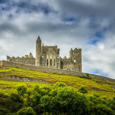Kirkeruinene Rock of Cashel