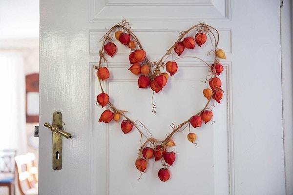 Hjerte på dør
