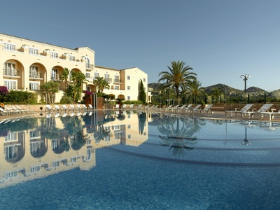Hotell med svømmebasseng