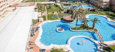 Evenia hotels aerial