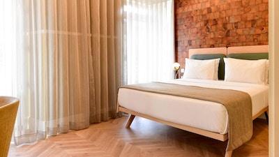 Lyst og fresht dobbeltrom