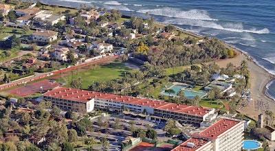 Atalaya park aerial view