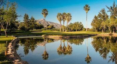 Marbella la quinta golf country club golf liten green