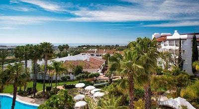 Marbella la quinta golf country club view
