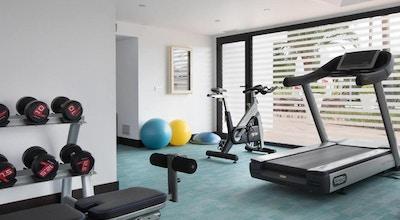 Hotel encinar gym 01