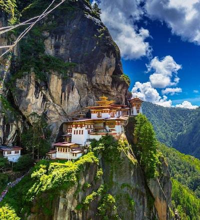 Taktshang Goemba, Tigerrede, Bhutan