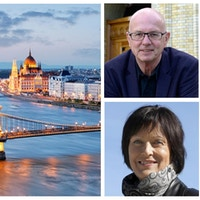 Astrid Versto Terje Svabø Donau Budapest