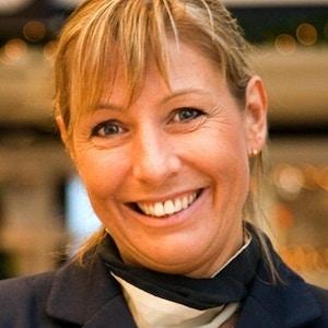 Reiseleder Anette Jernström