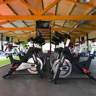 Marbella football center high performance gym