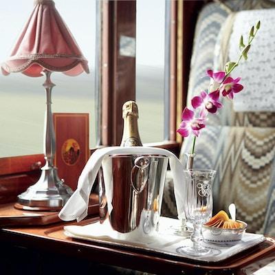 På tur med Venice Simplon Orient Express