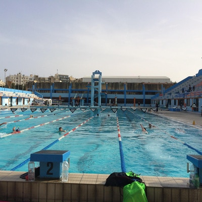 Malta olympic pool 02