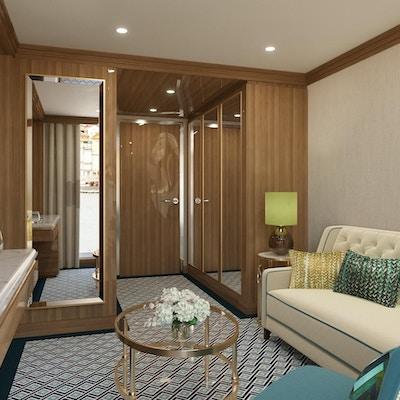 Uniworld SS Sao Gabriel Grand Suite