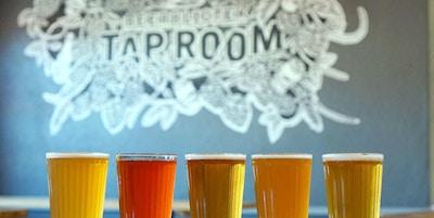 Beerbliotek tap room 01