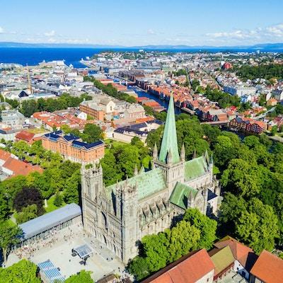 Nidaros Domkirke eller Nidarosdomen eller Nidaros Domkirke er en katedral i Norge som ligger i Trondheim, Norge