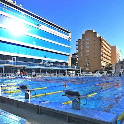 Crol centre calella pool 01