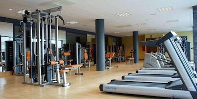 Crol centre calella gym 01
