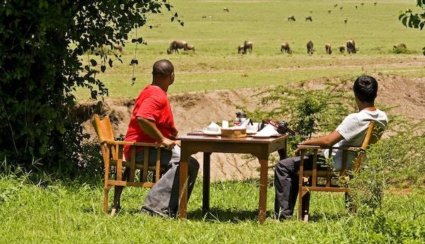 Basecamp Masai Mara, Kenya.
