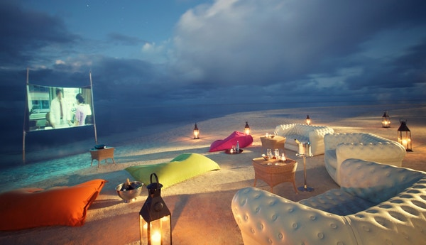 Lux Belle Mare på Mauritius.